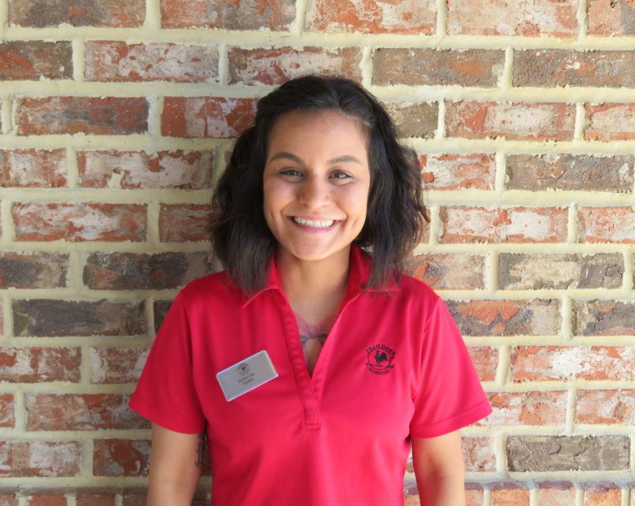 Jyssica Vela , Preschool Pathways Assistant Teacher