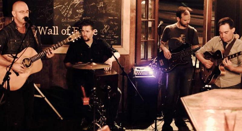 David Tewksbury Band w/ Annabeth & The Larkspur