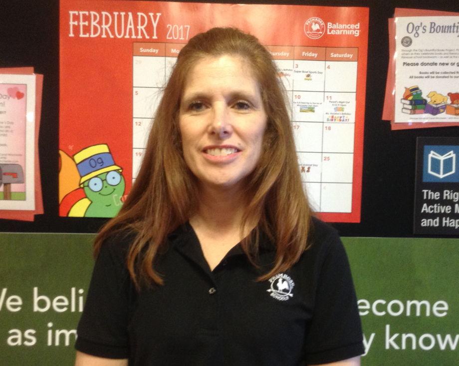 Ms. Kim Crosby, Early Preschool Teacher