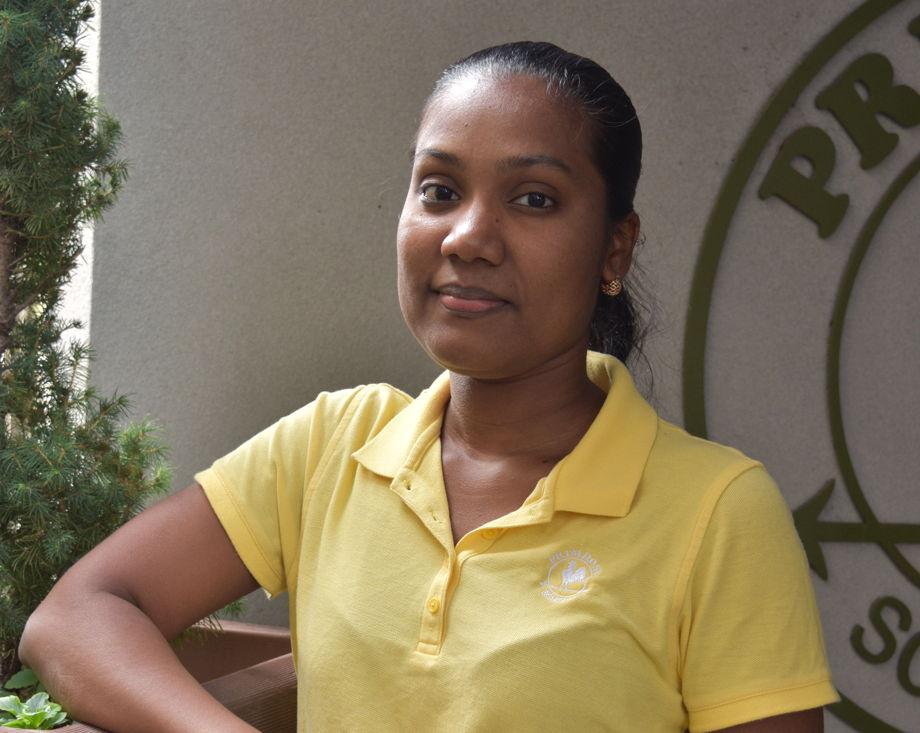 Sandy Williams , Suite Teacher