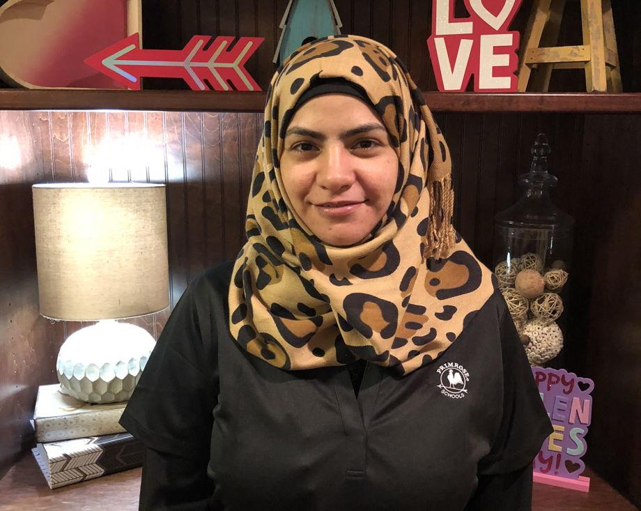 Farah Dabbura , Teacher