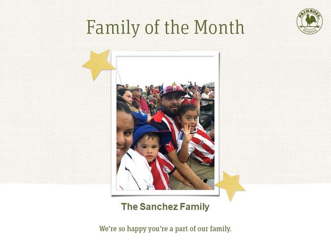 Sanchez family