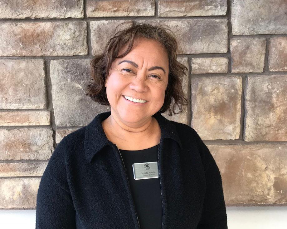 Imelda Acosta , Director