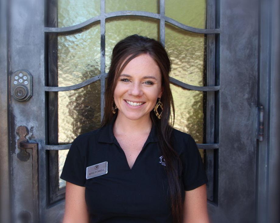 Chloe Powell , Lead Teacher, Pre-Kindergarten Two