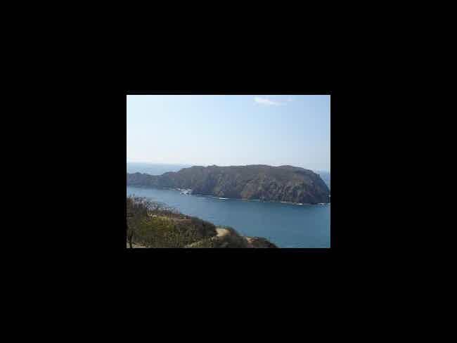 Isla Salango-Montañita