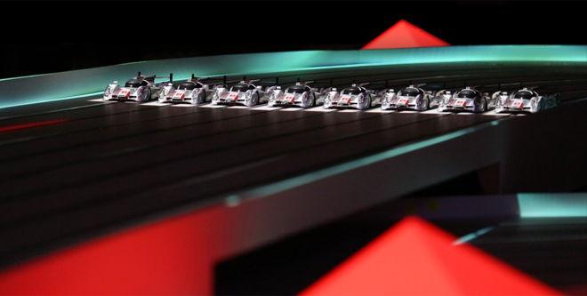 Audi Mind Race