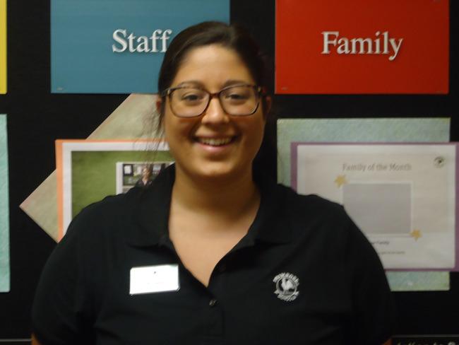 photo of Ms. Leona
