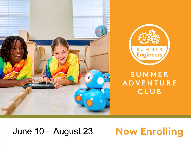 Summer Adventure Club Enrolling