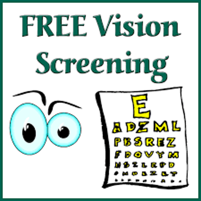 First Focus Vision Screening