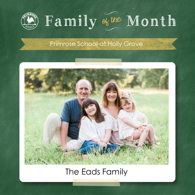 November Family of the Month