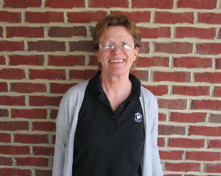 Mrs. Johnson , Faculty Member - Infant