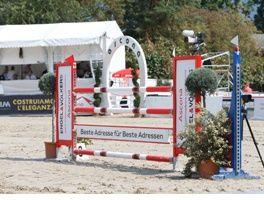 E&V Ascona beim CSI Turnier