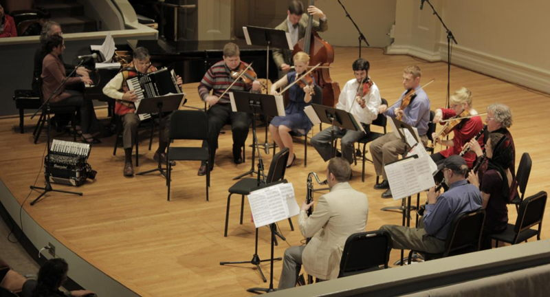 Klezmer Ensemble with Grammy-winner Lorin Sklamberg
