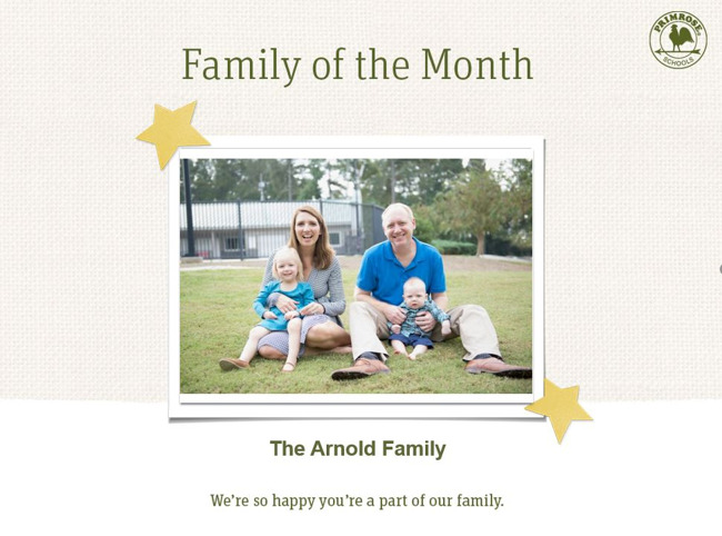 Arnold Family