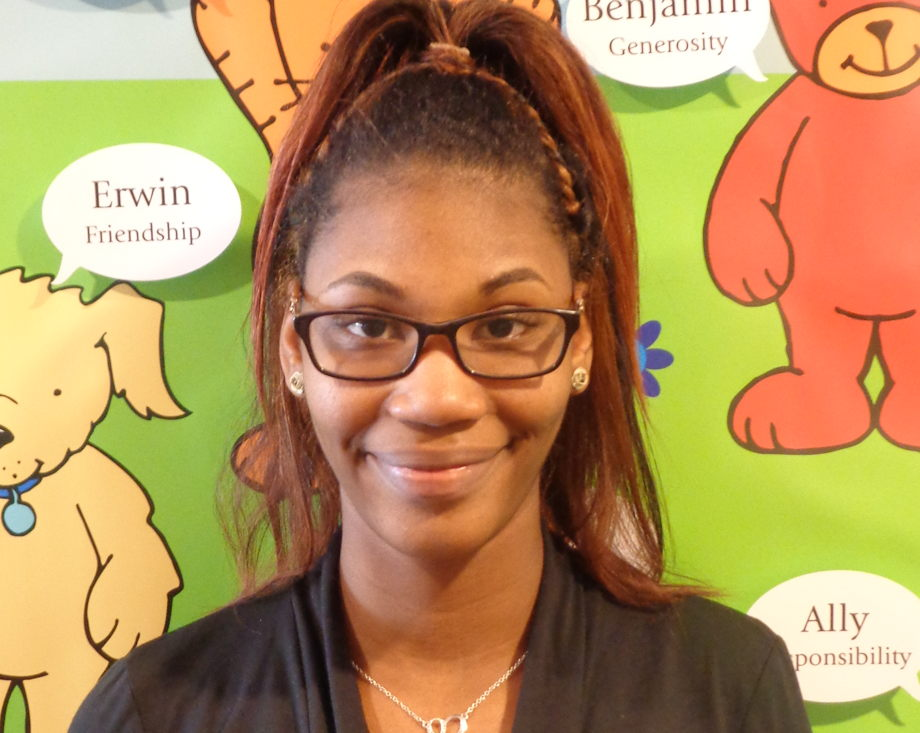 Miss Kierra Young, Young Infant Assistant Teacher