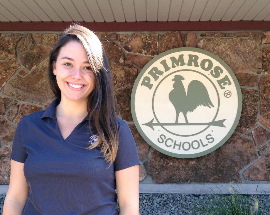 Katie Elkins, Early Preschool Teaching Assistant