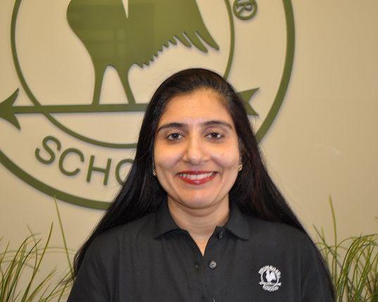 Sonal Suri, Primary Teacher, EPS  Blue