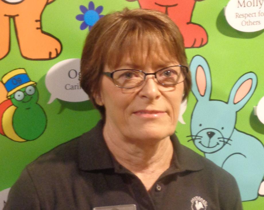 Mrs. Harriet Moore, Preschool Pathways Assistant