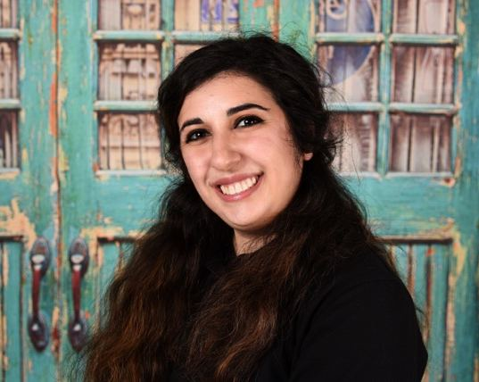 Ms. Kristina Yeghiazaryan , Young Toddler Teacher