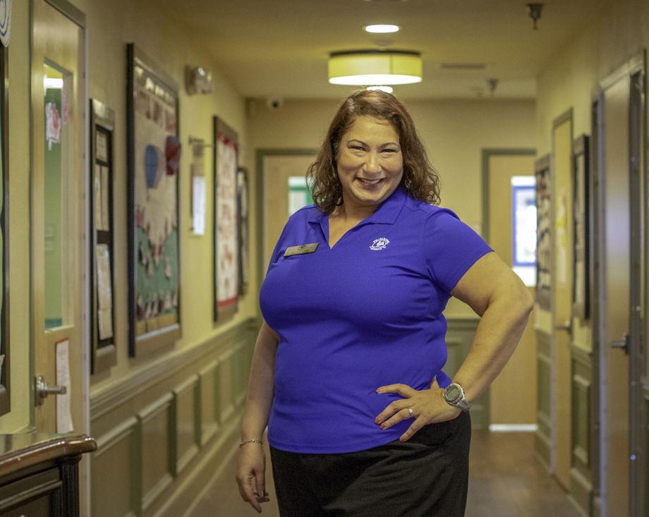 Cindy Campbell , Preschool Teacher