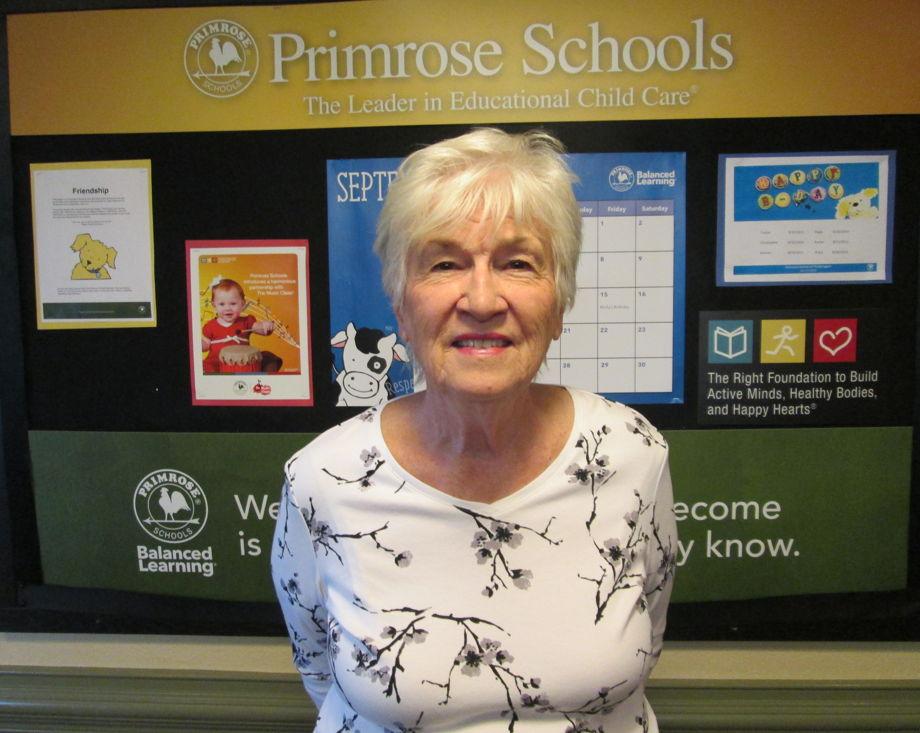 Judie Brenneman, Infant teacher (closer)