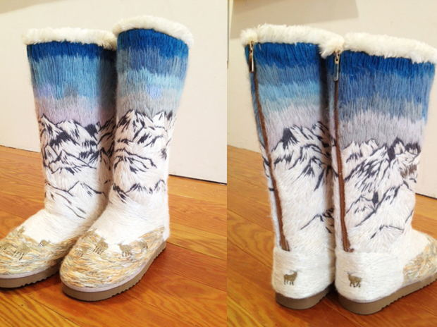 Himaraya boots