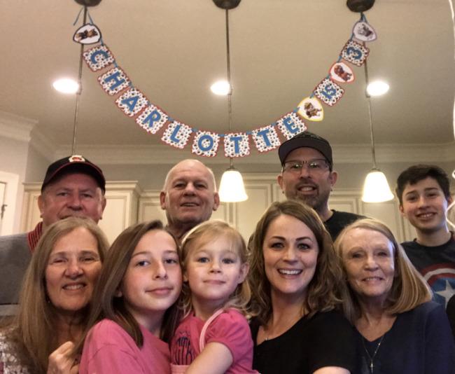 Congratulations Traill Family!