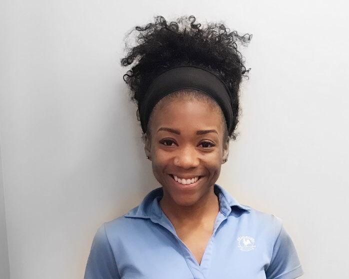 Ms. Courtney Jones, Early Preschool Teacher