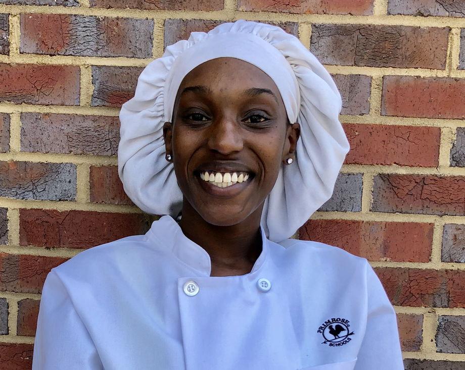 Chef Ebony Jones , School Chef