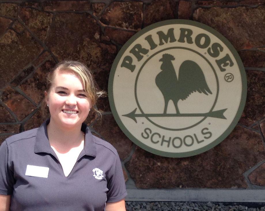 Emma Utesch , Preschool Two Teaching Assistant