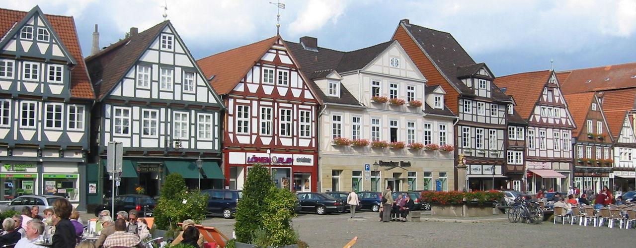 Immobilien in der Lüneburger Heide - Villa, Haus, Wohnung - verkaufen oder vermieten