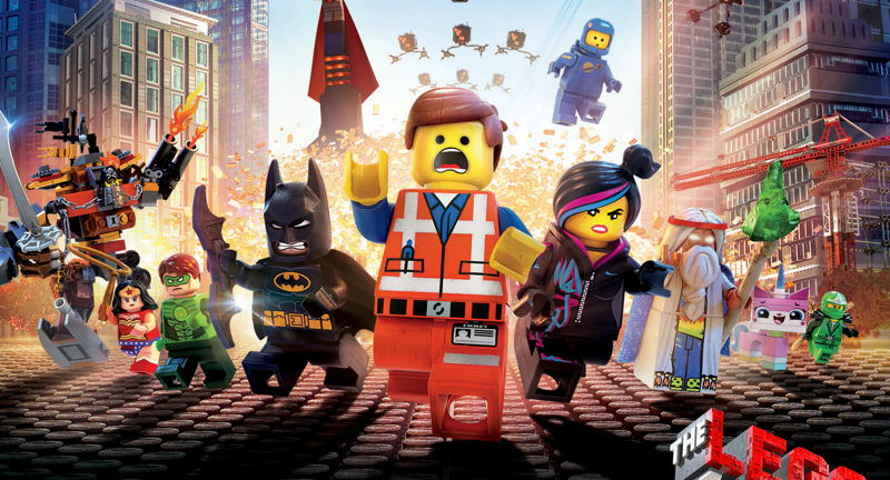 VFF's Moonlight Movies: THE LEGO MOVIE