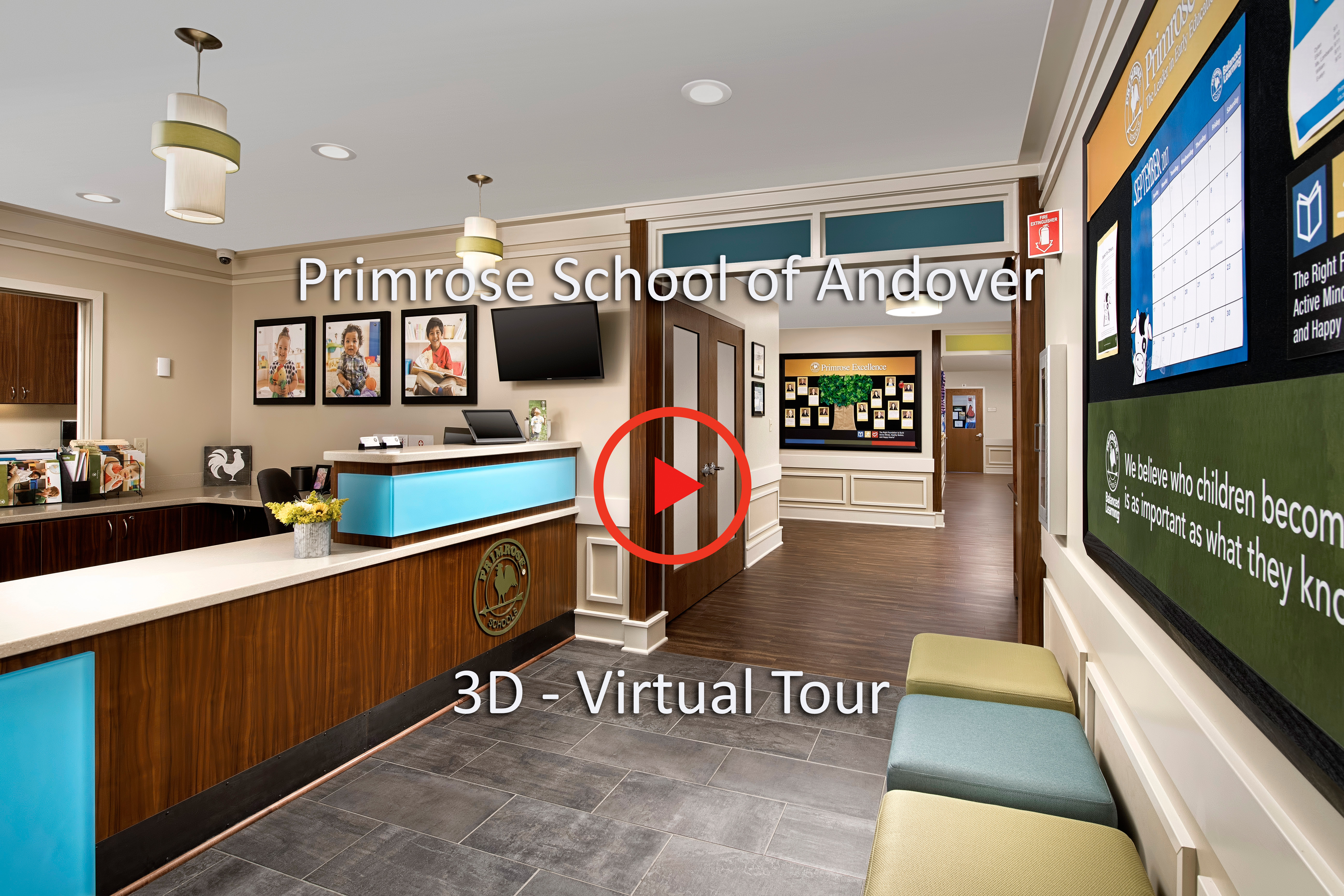 virtual tour of Primrose School of Andover