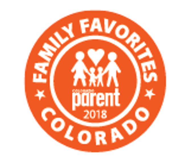 Family favorite top five winner logo