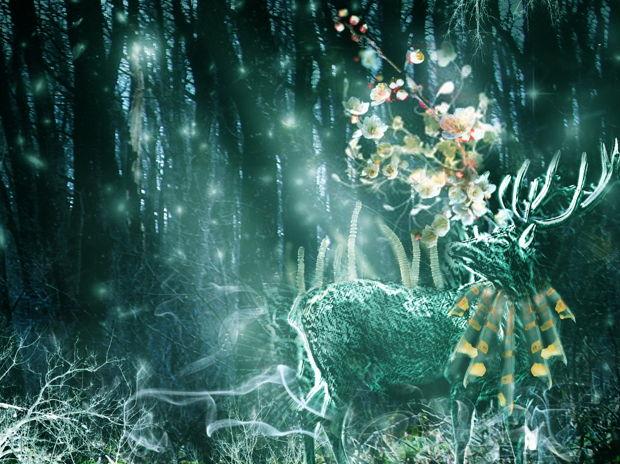 もりのかみさま/God of forest