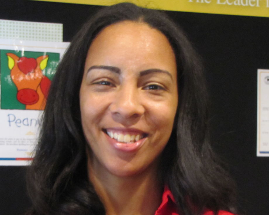 Shunte' Binion, PK Lead Teacher