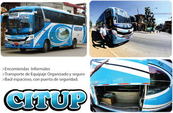 CITUP *Transport Coorperativa States Peninsulares*