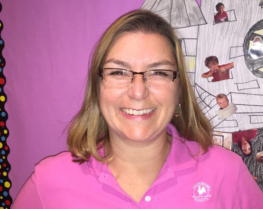 Mrs. Tiffany Fredin, Director of Curriculum/Pre-Kindergarten Lead Teacher