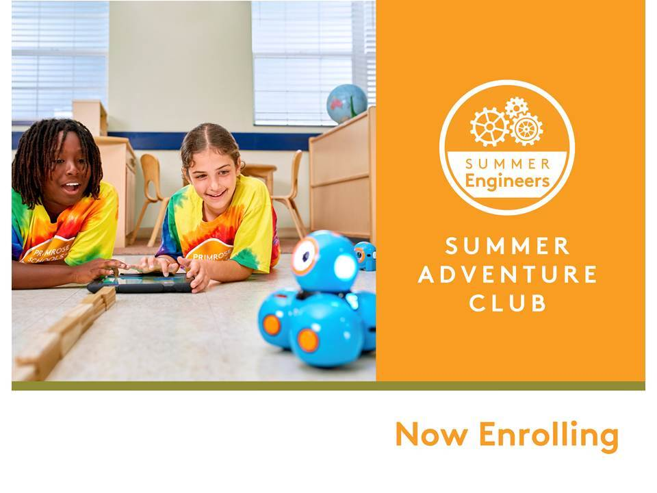 Summer Camp Registration Going on Now!