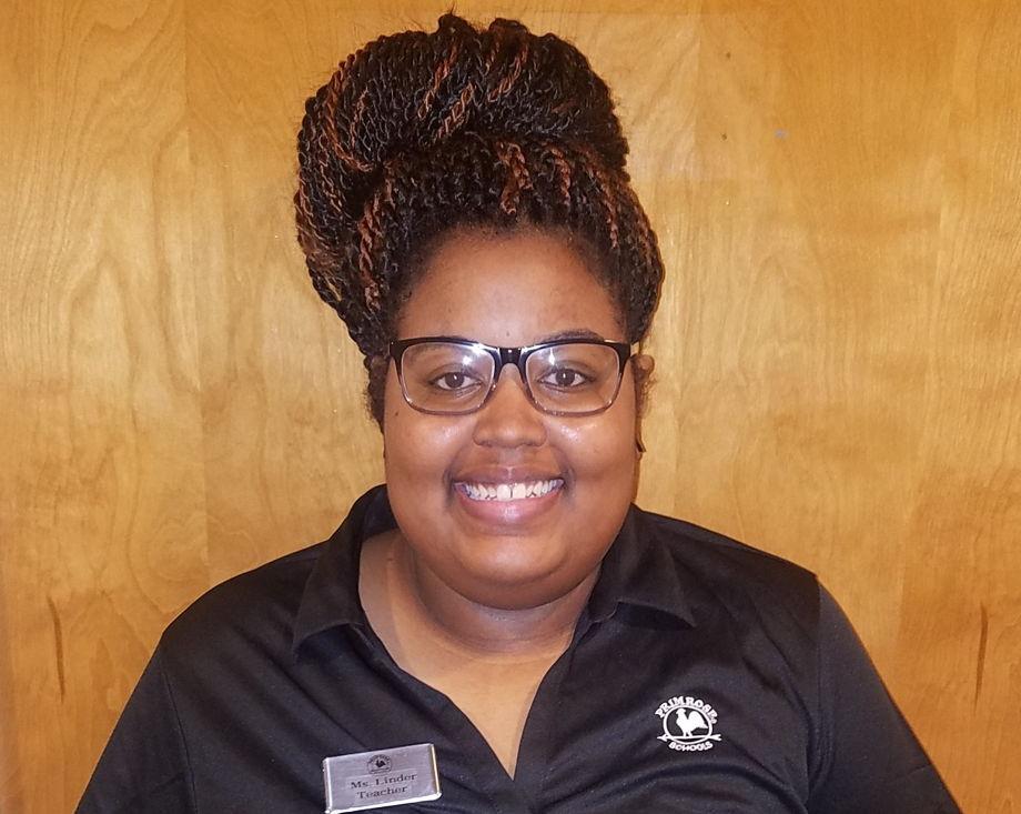 Ms. Kresslee Linder, Early Preschool One Teacher