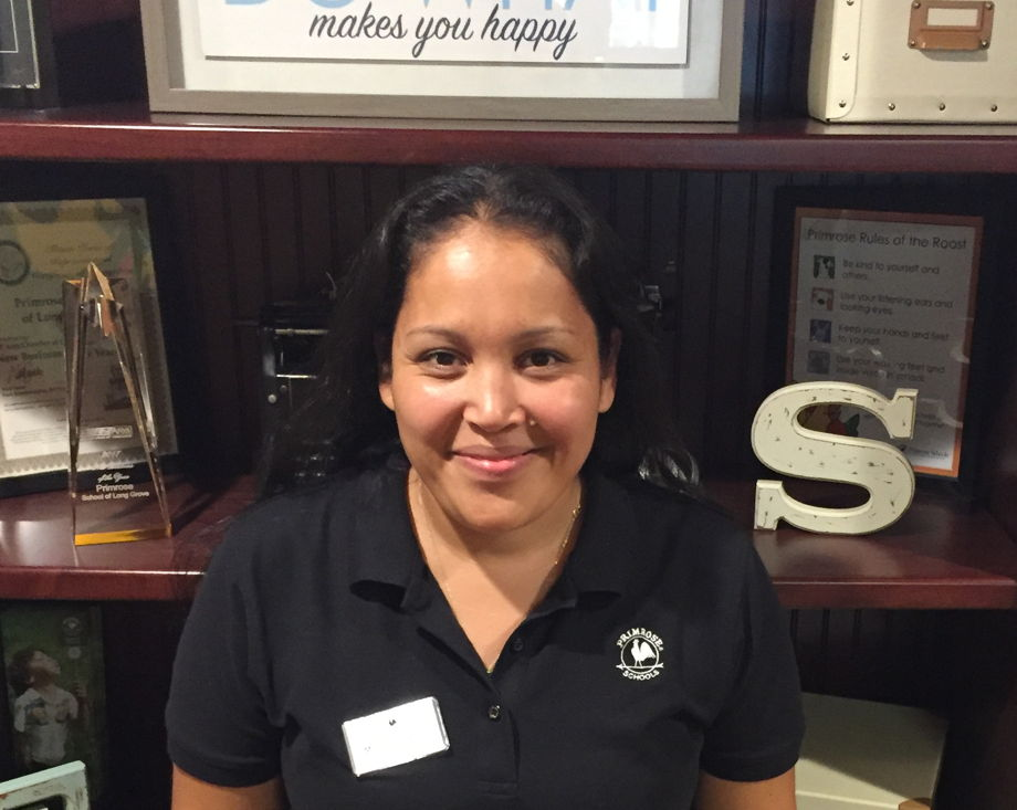 Monica Castillo , Venture Program Teacher