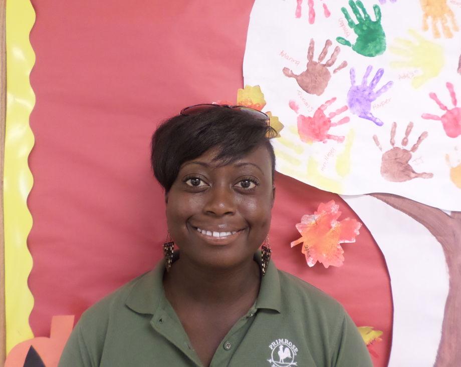 Ms. Alexis Behling , Teacher Assistant