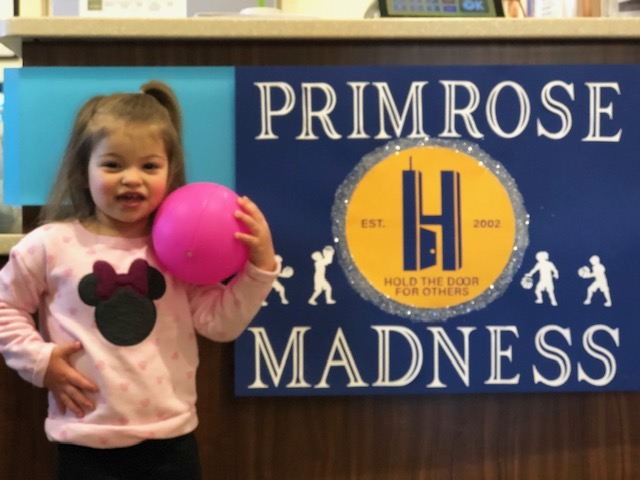 March Madness at Primrose School of Cherry Hill!