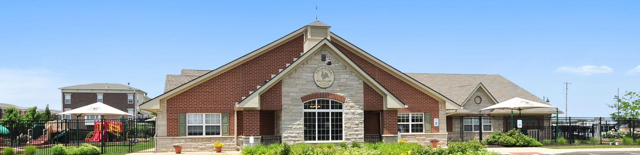 Exterior of a Primrose School at Anson-Zionsville