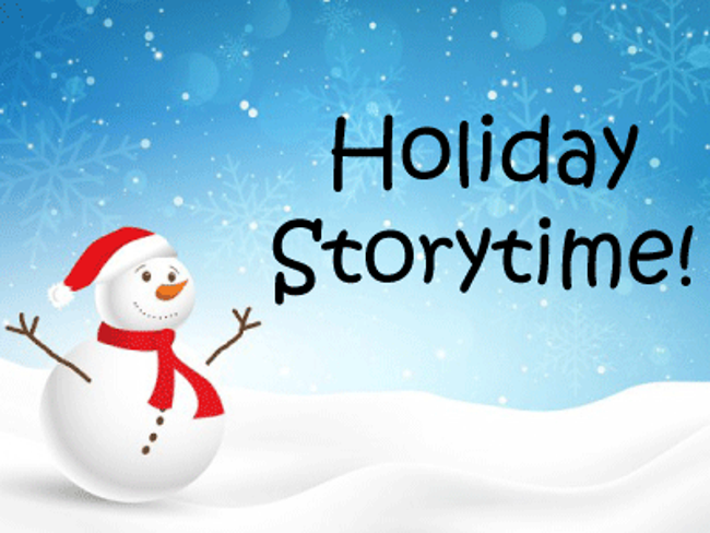 Holiday Storytime