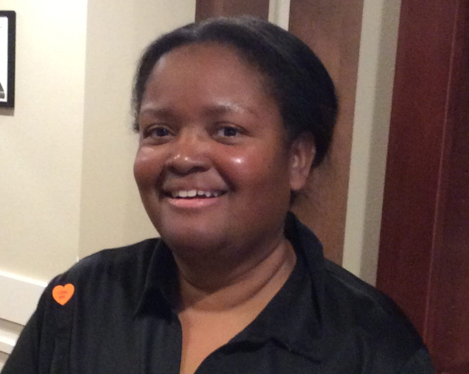 Ms. Minna Forney , Support Staff