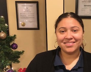 Mandy Mendoza , Older Infant Assistant