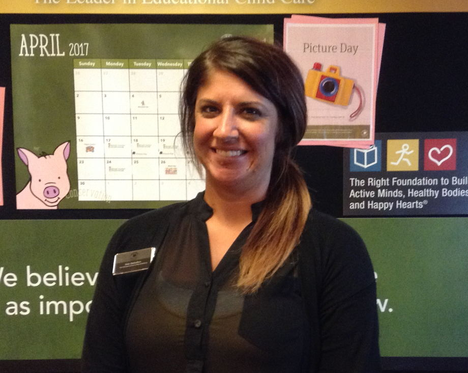 Ms. Jenny Sason, Curriculum Coordinator