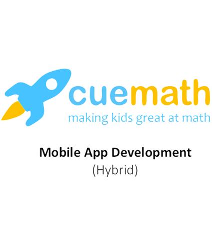 mobile application development company-cuemath-gkmit