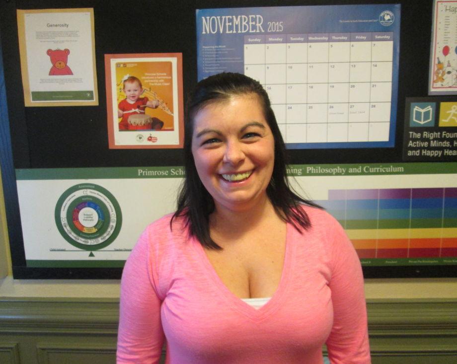 Mrs. Danielle Franz, Substitute Teacher